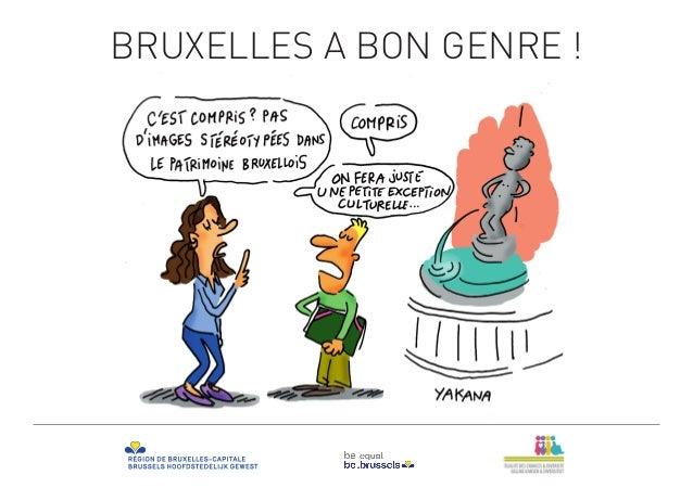 BRUXELLES A BON GENRE !