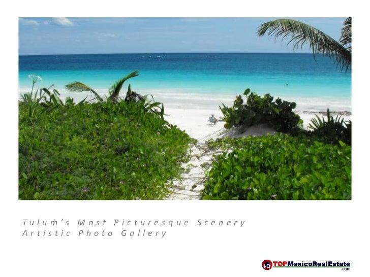 Tulum's Most Picturesque SceneryArtistic Photo Gallery