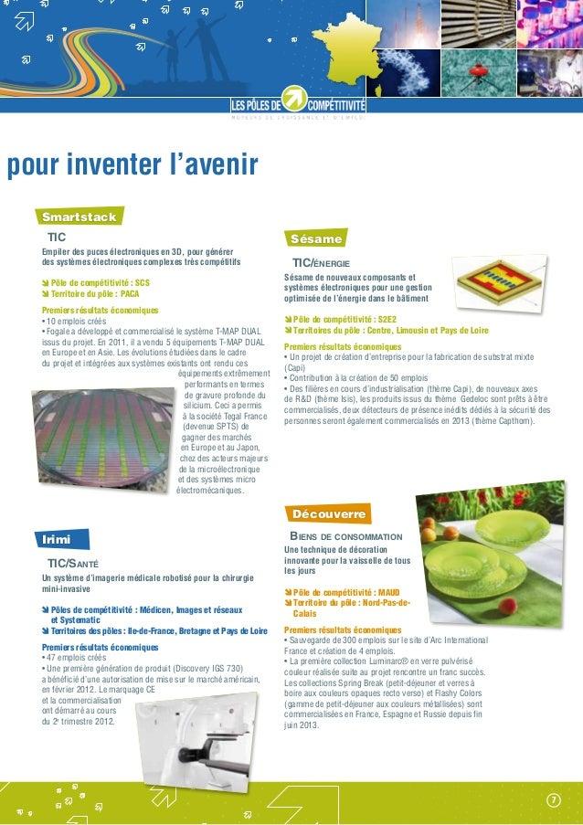 pour inventer l'avenir Smartstack TIC Empiler des puces électroniques en 3D, pour générer dessystèmes électroniques compl...