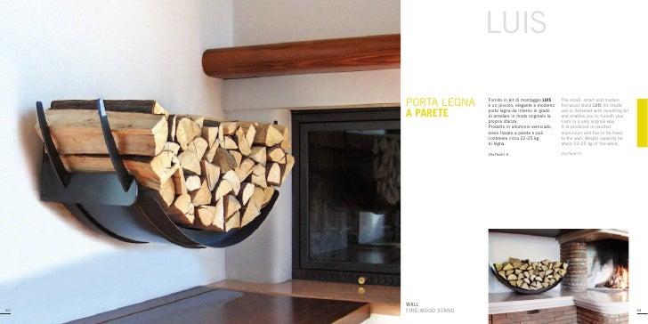Fivestarsitalybrochure porta legna - Portalegna da interno ikea ...