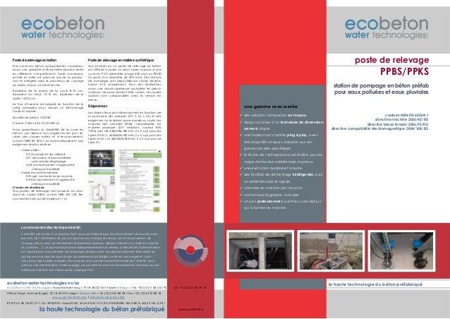 la haute technologie du béton préfabriqué station de pompage en béton préfab pour eaux polluées et eaux pluviales la haute...