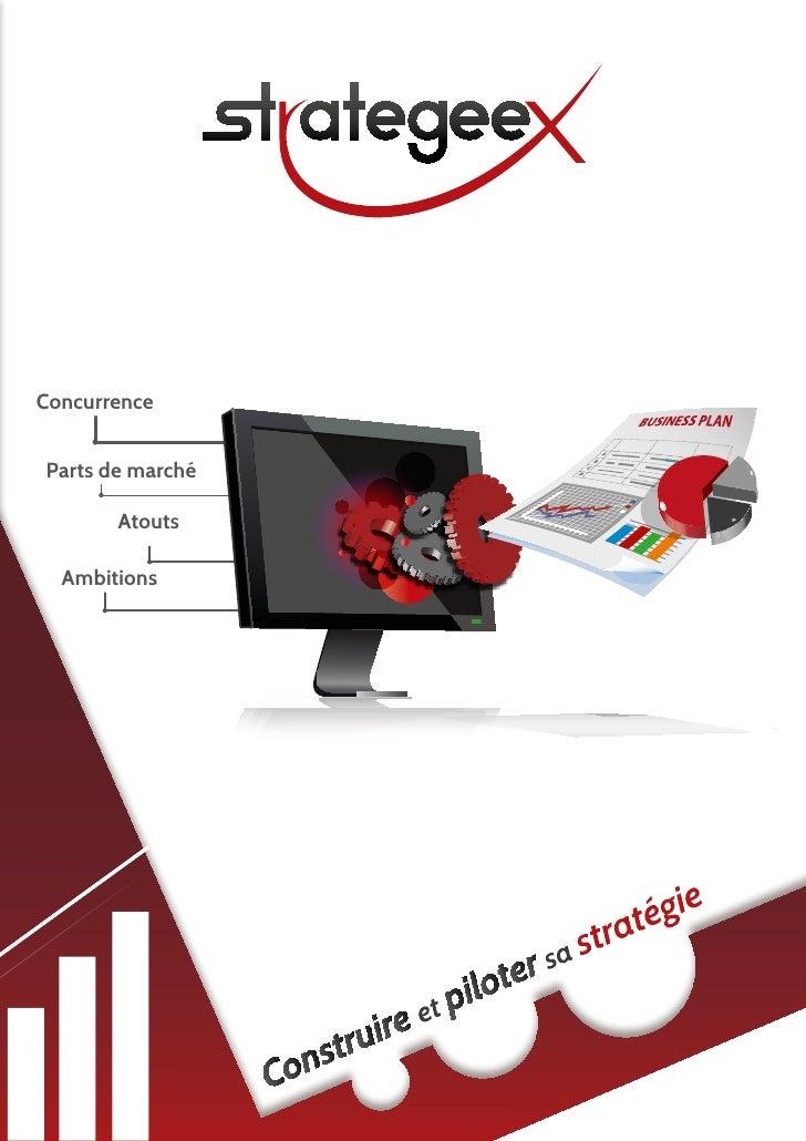 ConcurrenceParts de marché       Atouts  Ambitions