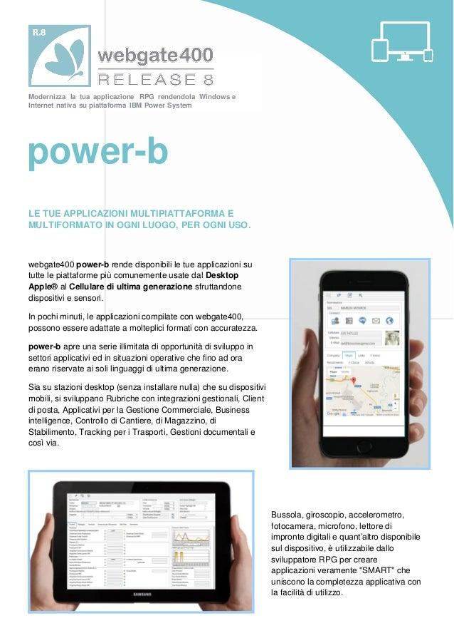 brochure powerb
