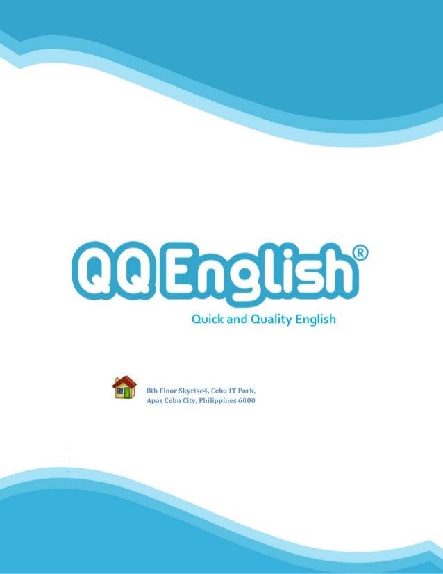 ENGLISH CAN CHANGE THE WORLD Rất hân hạnh được gặp các bạn, tôi là Raiko Fujioka, người sáng lập trường QQEnglish. Cảm ơn ...
