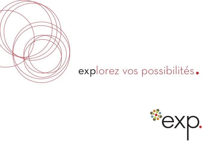 .explorez vos possibilités
