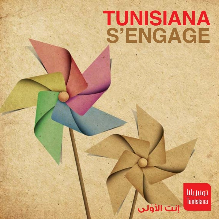 TUNISIANAS'ENGAGE