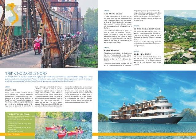 JOUR 01: ARRIVEÙE AØ HANOI Arriveùe aø Hanoi du matin. Accueille et transfert pour la visite des sites historiques: le Mau...