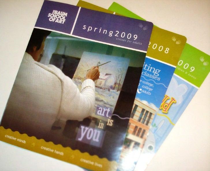 Baum School Brochure