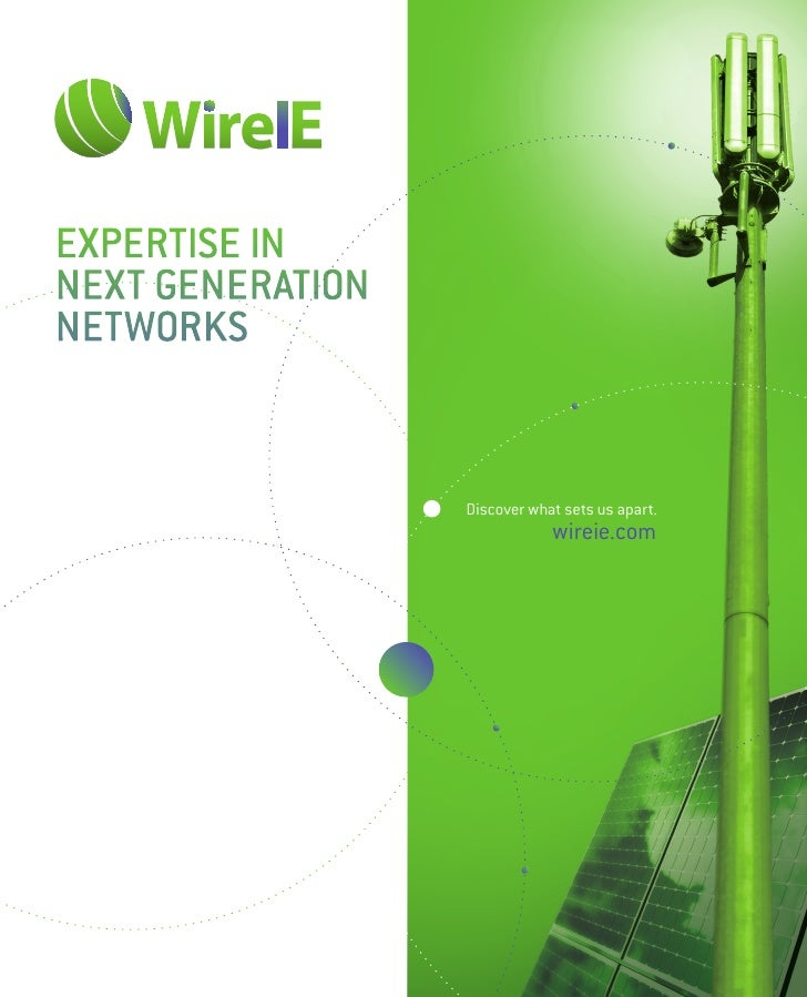 innovative     EXPERTISE IN NEXT GENERATION NETWORKS                                            partners                  ...