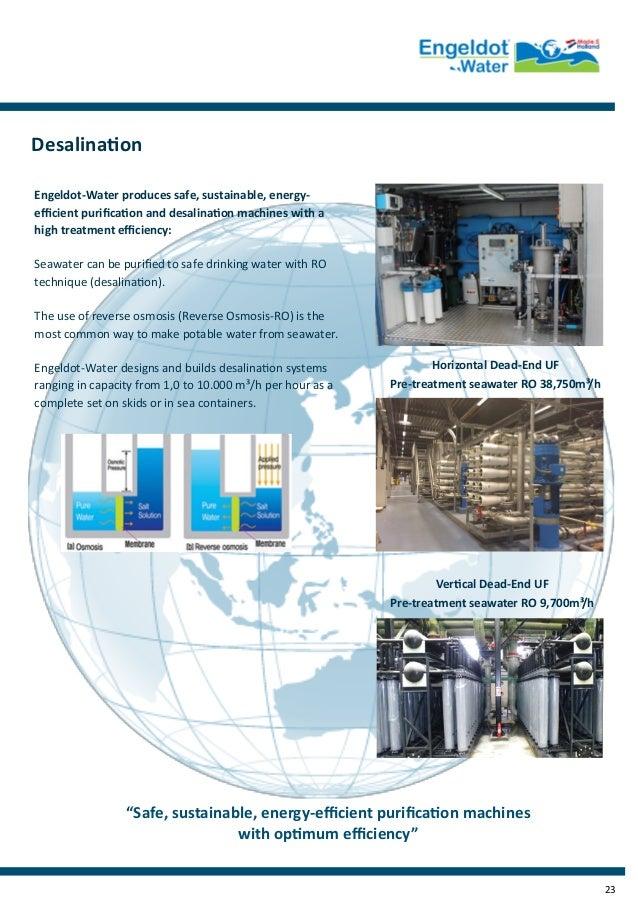Seawater To Drinking Water Machine