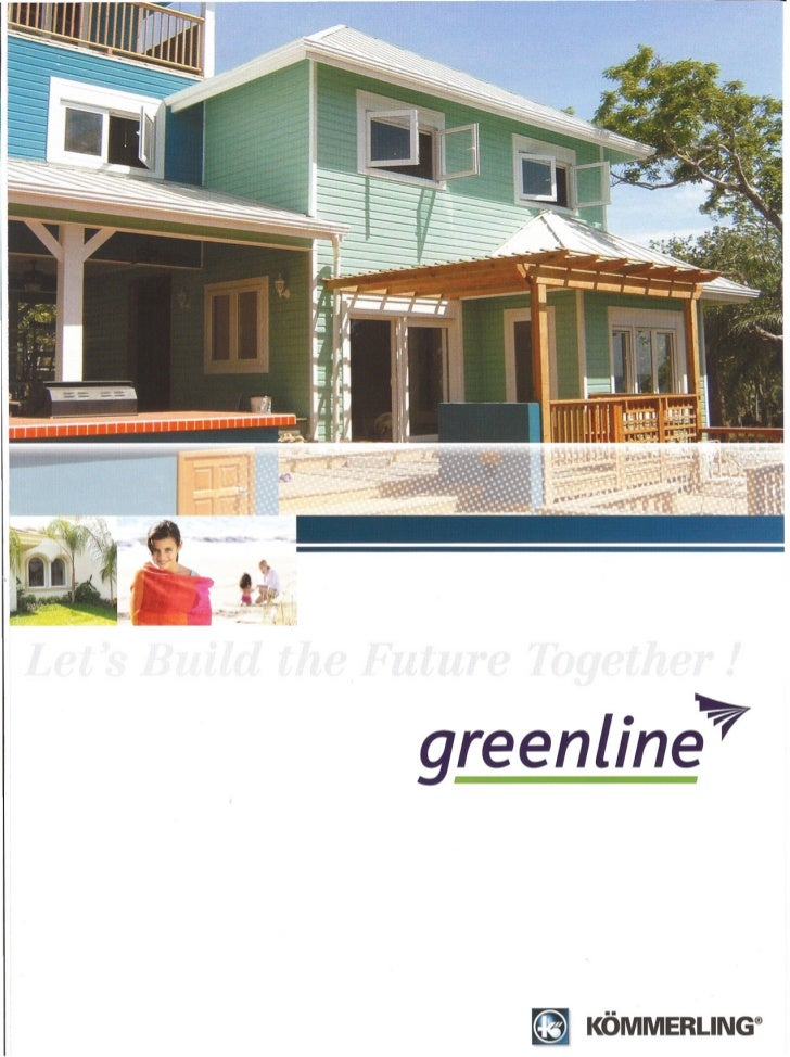 Brochure greenlinewindows