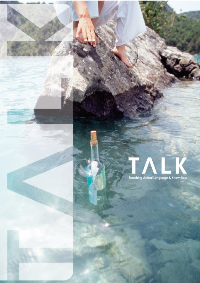 Brochure Trường Anh ngữ TALK - Baguio