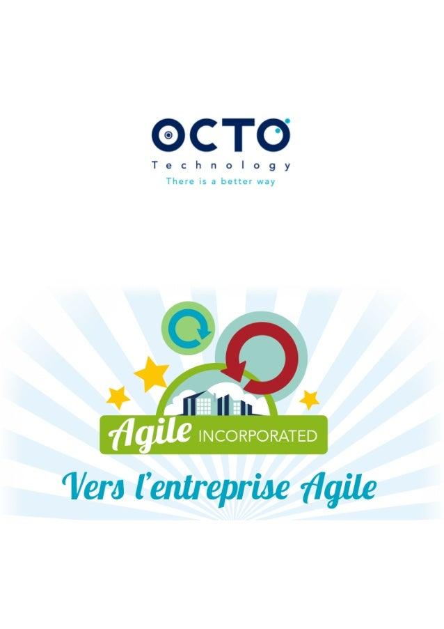 Au sommaire de notre brochure Vous trouverez dans cette brochure des éléments clés sur l'agilité qui témoignent de nos com...