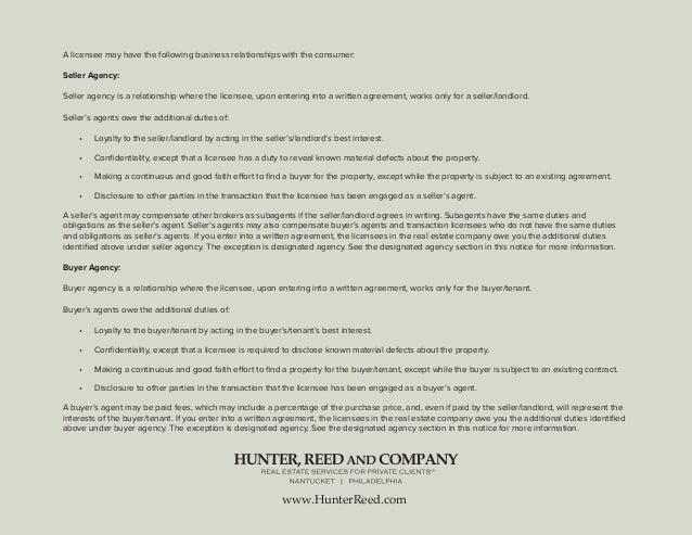 Brochure V F04501b16 Hunter Reed Luxury Real Estate 610 347 1000