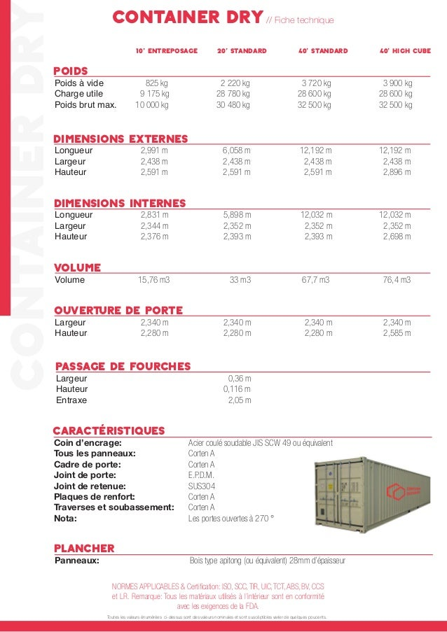 brochure www container occasion net