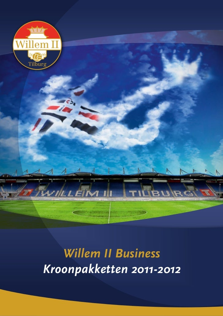 Willem II BusinessKroonpakketten 2011-2012