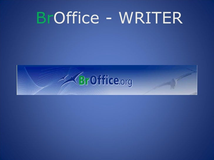 Br Office  -  WRITER