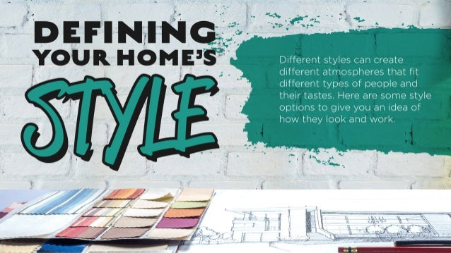 Designing Your Home's Style