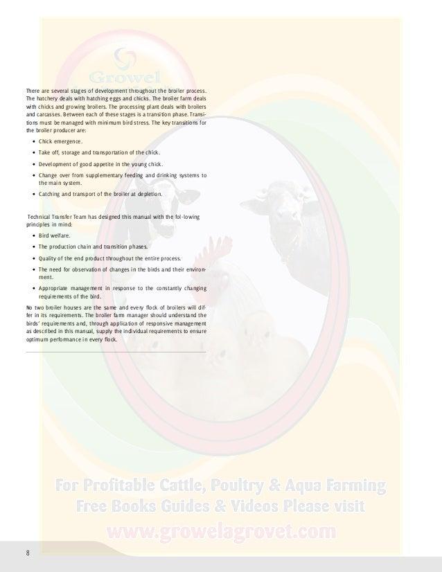 Broiler Farming Management Guide