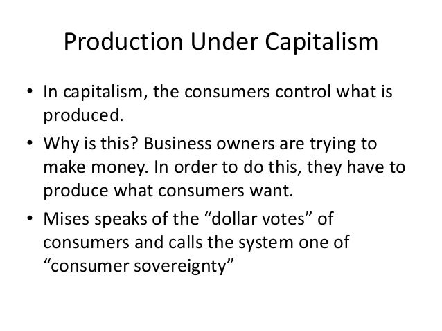 Broken capitalism lecture 2 with david gordon mises academy for Capitalism ii