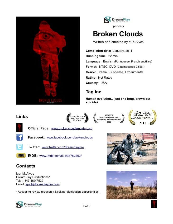 presents                                                            Broken Clouds                                         ...