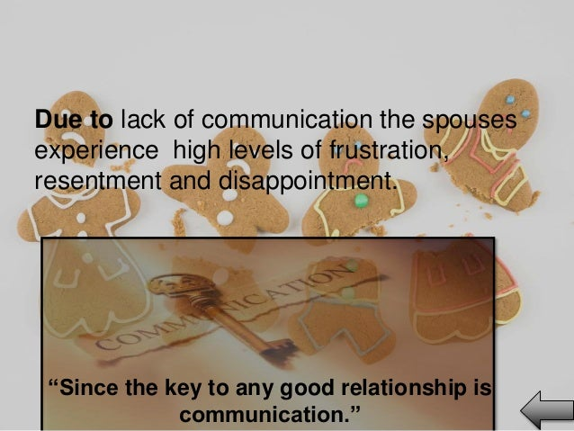 the causes and effects of lack of communication in a family How your cell phone hurts your relationships her research interests center around human relationships, language and communication, marketing, and media effects.