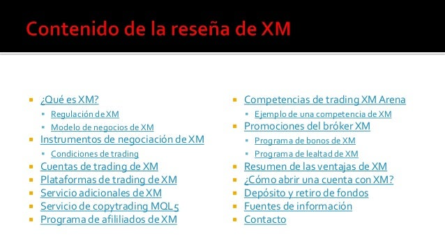 Forex y cfds