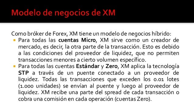 Forex y cfd