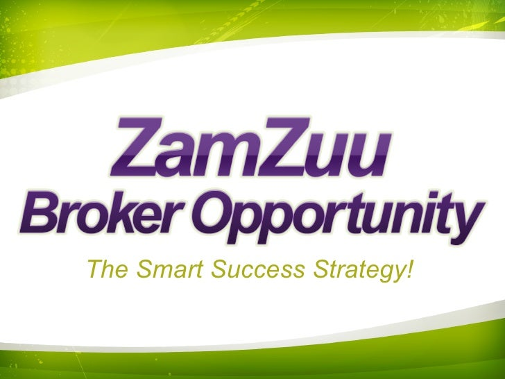 The Smart Success Strategy!