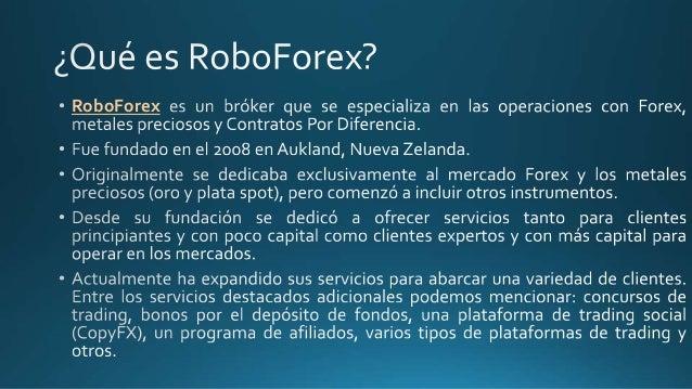 Roboforex ecn pro
