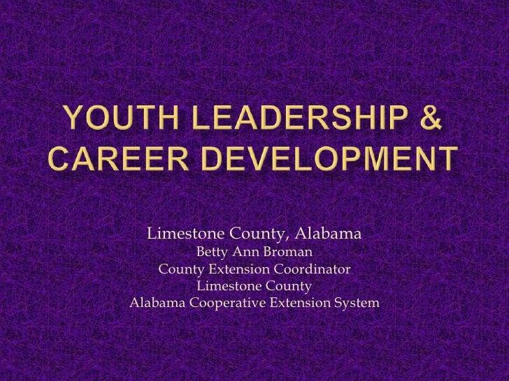 Limestone County, Alabama          Betty Ann Broman     County Extension Coordinator          Limestone County Alabama Coo...