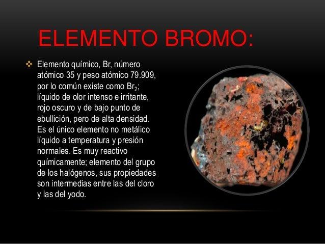 Bromo elemento bromo urtaz Images