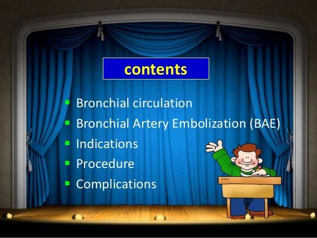 Bronchial Artery Embolization- By Dr.Tinku Joseph Slide 2