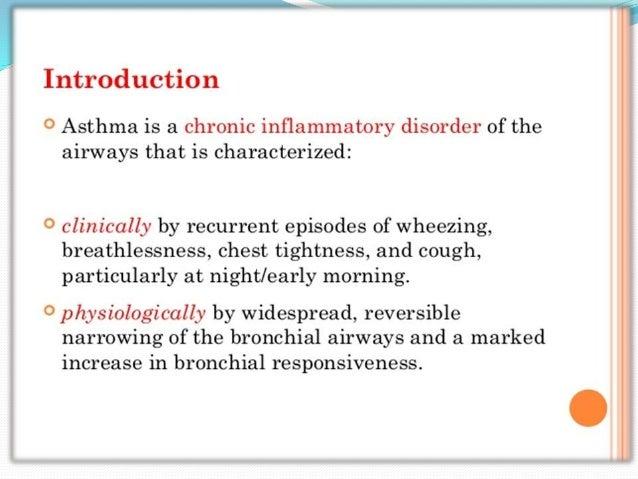 Bronchial asthma Slide 3