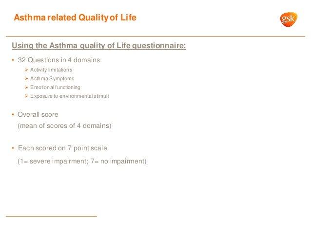 Bronchial Asthma and Asthma Control