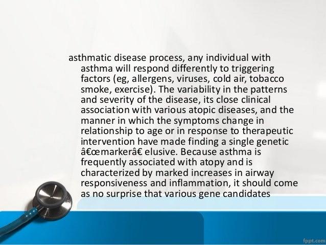 Bronchial Asthma in Pediatric