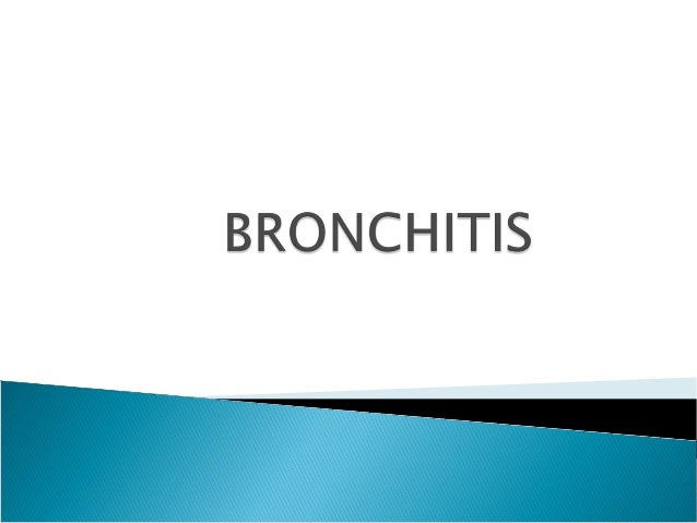 Bronchitis is inflammation or swelling of the bronchial tubes (bronchi), the air passages between the nose and the lungs. ...