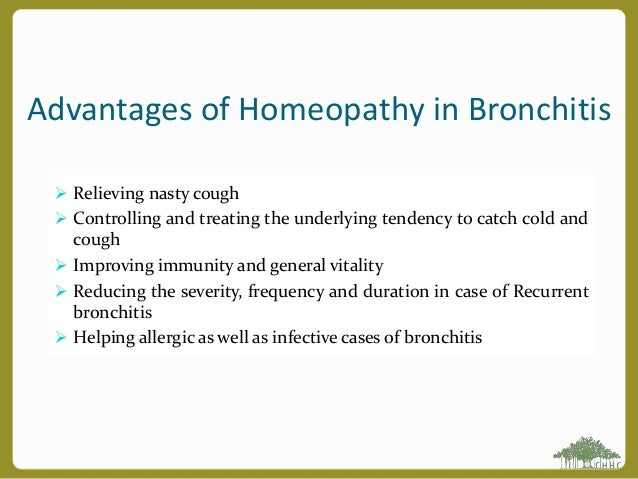 case presentation on bronchitis Management of plastic bronchitis with nebulized tissue plasminogen activator: another brick in the wall  case presentation  pediatric plastic bronchitis: case .