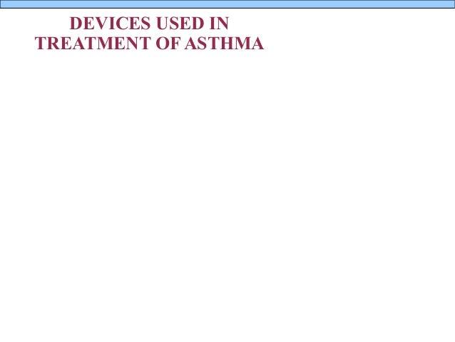 Bronchodilators and Asthma