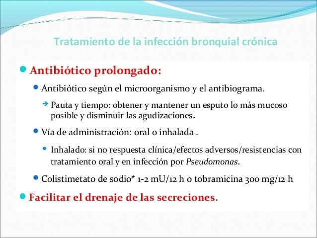 Neumosur 2008; 20, 3: 129-133 131Antimicrobianosen aerosol