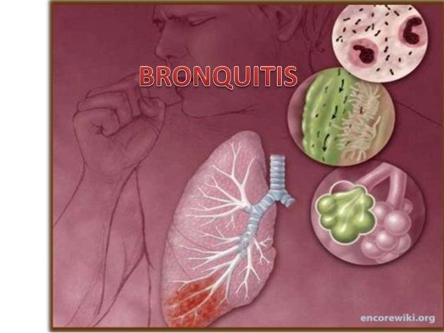 DEFINICIÓN • La inflamación de la tráquea, bronquios y bronquiolos, resultado generalmente a una infección del tracto resp...