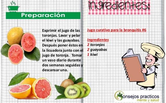 remedios para la tos // bronquitis tratamiento