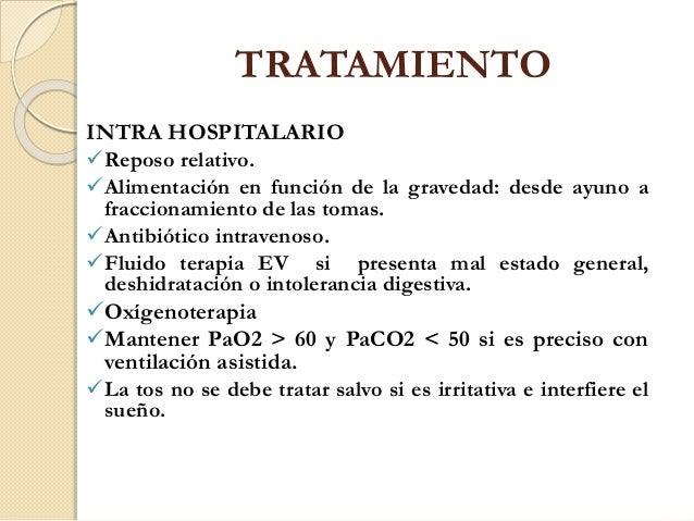 Bronquitis aguda, neumonia y brocononeumonia