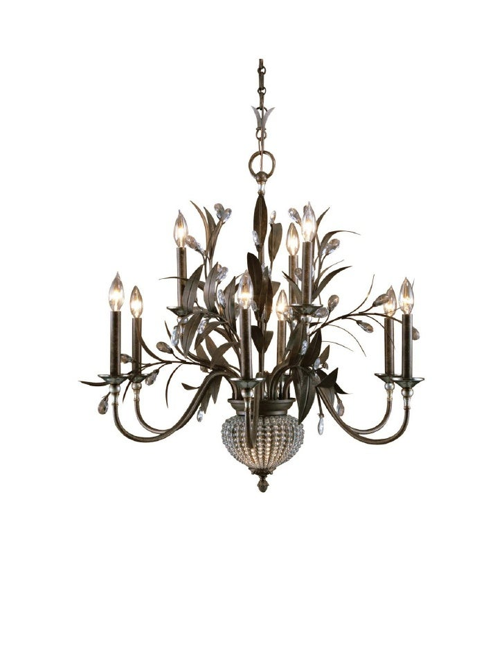 Bronze Chandelier for Modern Decoration     Chandeliers used to be considered as a symbol of richness and royalty. Back in...