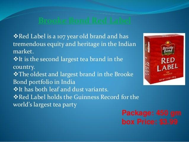 usp of lipton tea