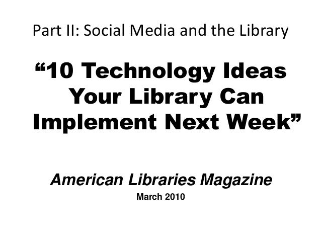 An academic library in the U.S. in a digital age: A