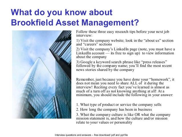 Unique Brookfield Asset Management Resume Photos Best Resume