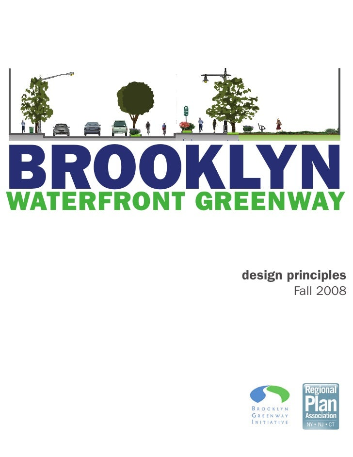 Brooklyn Greenway-Design-Principles