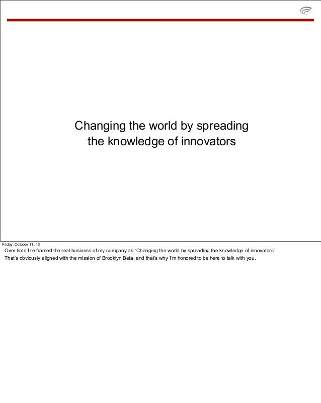 Lessons from a Career Marketing Big Ideas Slide 3
