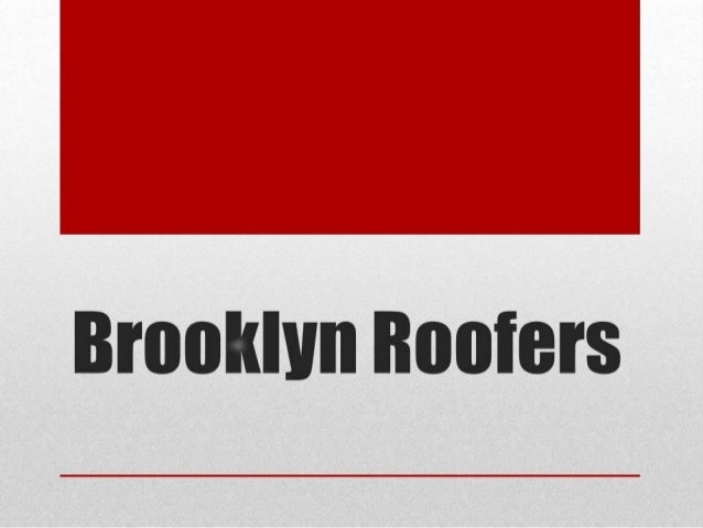 Brooklyn roofers